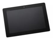 """Модуль для планшета 10.1"""" ASUS PadFone Infinity A80 черный ORIGINAL с рамкой"""