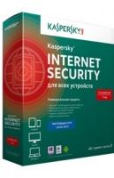ПО Антивирус Kaspersky Internet Security для всех устройств 2 ПК 1год