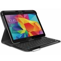"Клавиатура-чехол беспроводная Logitech Folio для Samsung Galaxy TAB 4 10.1"" / 920-006397"