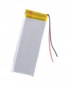 Батарея для планшета / 86x30x3 мм / 3.7V, 1100mAh / Китай