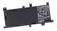 АКБ для ноутбука ASUS (C21N1401) / 7.5V, 4829mAh / X455LA, F455L черная