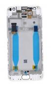 """Модуль для смартфона 5.5"""" ASUS ZenFone 4 Selfie ZD553KL белый ORIGINAL с рамкой"""