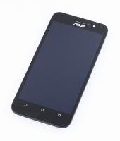 """Модуль для смартфона 5"""" ASUS ZenFone Go ZB500KL черный ORIGINAL с рамкой"""
