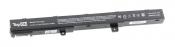 АКБ для ноутбука Asus (A41N1308) TopON / 14.4V, 2200mAh / A41, X451, X551 черная