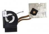 Вентилятор HP ZBOOK 17 c термотрубкой