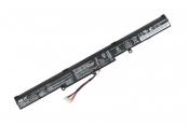 АКБ для ноутбука ASUS (A41N1611) ORIGINAL / 15V, 3350mAh / GL752VW GL752V N552VW N552V черная