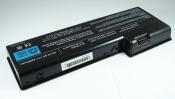 АКБ для ноутбука Toshiba (PA3479U-1BRS) / 10.8V, 5200mAh / Satellite P100, P105 черная