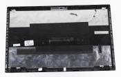 Корпус Б/У Lenovo N585 часть А (Крышка) темно-серый (без логотипа)