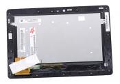 """Модуль для планшета Б/У 10.1"""" ASUS PadFone Infinity A80 черный ORIGINAL с рамкой"""
