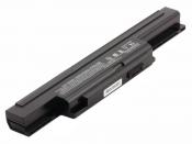 АКБ для ноутбука MSI (BTY-M42) / 10.8V, 4400mAh / Megabook S420, S430, VR320, MS-1022 черная