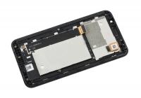 """Модуль для смартфона Б/У 5.5"""" ASUS ZenFone Go ZB551KL черный с рамкой"""