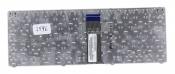 Клавиатура для ноутбука Asus EEE PC 1201,1215,1215B, 1215N,1215P без рамки белая