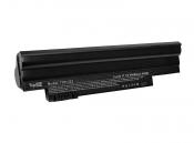 АКБ для ноутбука Acer (AL10B31) TopON / 11.1V, 4400mAh / Aspire One 522, 722, D255 черная
