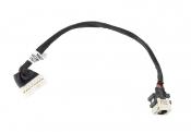 Разъем питания ASUS GL753VD c кабелем
