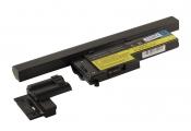 АКБ для ноутбука Lenovo (93P5030) / 14.8V, 5200mAh / ThinkPad X60, X61 черная