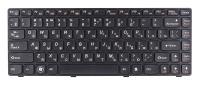 Клавиатура для ноутбука Lenovo IdeaPad B470, G470, V470, Z470 черная