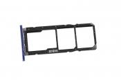 Лоток SIM карты ASUS Zenfone Max Pro (M1) ZB601KL светло-синий