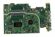 Материнская плата ноутбука ASUS X705UQ (процессор Intel i3-7100U, видеокарта GeForce GTX 940MX)