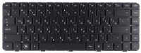 Клавиатура для ноутбука HP DM4-2000 черная