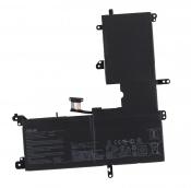 АКБ для ноутбука ASUS (B31N1705) ORIGINAL / 11.52V, 3653mAh / TP410UA черная