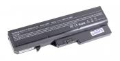 АКБ для ноутбука Lenovo (L09M6Y02) / 11.1V, 4400mAh / G460, B470, B570, G560 черная