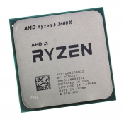 Процессор AMD Socket AM4 Ryzen 5 3600X (3.8 ГГц, 32Mб) oem / 100-000000022