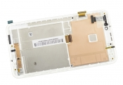 """Модуль для планшета 6"""" ASUS FonePad ME560CG белый ORIGINAL с рамкой"""