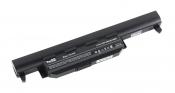 АКБ для ноутбука ASUS (A32-K55) TopON / 10.8V, 4400mAh / K45, K55, K75 черная