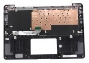 Клавиатура для ноутбука ASUS UX430UA топкейс темно-серый, клавиши черные