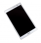 "Модуль для планшета Б/У 8"" ASUS ZenPad 8.0 (Z380KNL) белый, серебристая рамка"