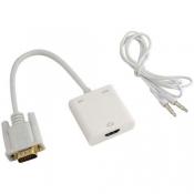 Переходник VGA - HDMI питание от Micro USB
