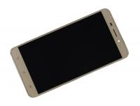 """Модуль для смартфона Б/У 5.5"""" ASUS ZenFone 3 Laser ZC551KL золотистый с рамкой"""