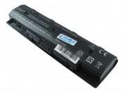 АКБ для ноутбука HP (HSTNN-YB4N) / 10.8V, 5200mAh / Envy 14, 15, 17 черная