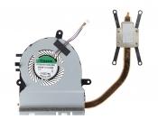 Вентилятор ASUS X302UA ORIGINAL с термотрубкой
