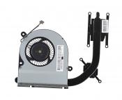 Вентилятор ASUS Transformer Book Flip TP300 с термотрубкой