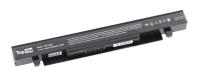 АКБ для ноутбука ASUS (A41-X550) TopON / 14.4V, 2200mAh / X450, X450V, X450VB черная