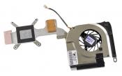 Вентилятор HP dv6000 (AMD, интегрированная видеокарта) с термотрубкой