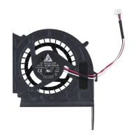 Вентилятор Samsung RF410 (4 pin коннектор, 3 провода)