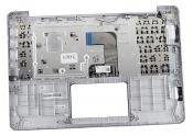 Клавиатура для ноутбука Б/У ASUS E406MA топкейс сиреневый, клавиши черные