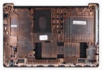 Корпус Б/У ASUS X553M часть D (нижняя часть) черный