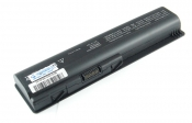 АКБ для ноутбука HP (HSTNN-CB72) / 10.8V, 5200mAh / Compaq Presario CQ40, CQ60, CQ61 черная