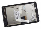 """Модуль для планшета Б/У 7.0"""" ASUS Fonepad ME372CG черный ORIGINAL с рамкой"""