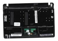 Клавиатура для ноутбука Asus X102BA, R103BA топкейс черный, черная клавиатура / уценка