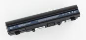 АКБ для ноутбука Acer (AL14A32) / 11.1V, 4400mAh / E5-421, E5-571G, E5-572G черная