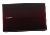 Корпус Б/У Samsung R730 Часть A (Крышка) красный