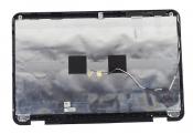 Корпус Б/У Dell Inspiron M5010 часть A (Крышка) темно-серый