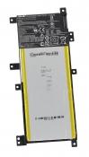 АКБ для ноутбука ASUS (C21N1401) ORIGINAL / 7.5V, 4829mAh / X455LA F455L черная