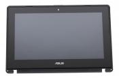 """Модуль для ноутбука 10.1"""" ASUS X102BA черный ORIGINAL с тачскрином"""