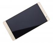"""Модуль для смартфона 6.4"""" Lenovo Phab2 PB2-670M золотистый ORIGINAL с рамкой"""