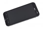 """Модуль для смартфона 5.5"""" ASUS ZenFone Zoom ZX551ML черный ORIGINAL с рамкой"""